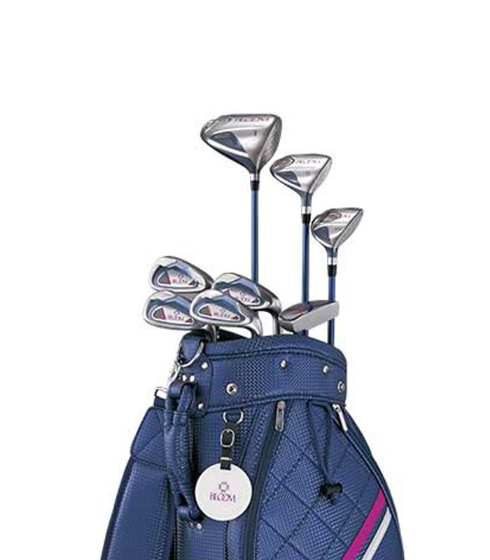 Cleveland Bloom Ladies Package Set Be Golf Pro Shop
