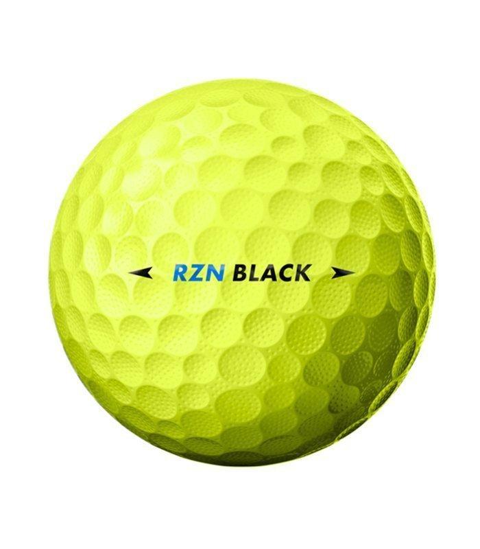 Nike RZN Tour Black Volt Golf Ball (4-piece)  09bbb90c5
